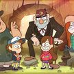 Main characters of gravity falls