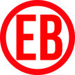 Logo eb art original