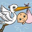 Cicogna nascita